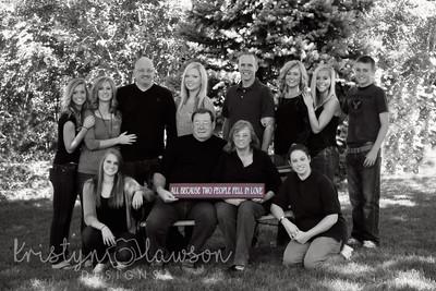 Ausenbaugh Family 2013