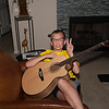 Mr. Guitar Player with Grandma Sue's eyeglasses