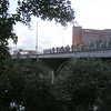 Austin S. Congress Bridge.  Looking for the Bats.