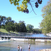 Barton Spring Dam Swimming Hole