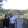 Twin Sisters on the Tree House Top Porch overlooking Zilker park