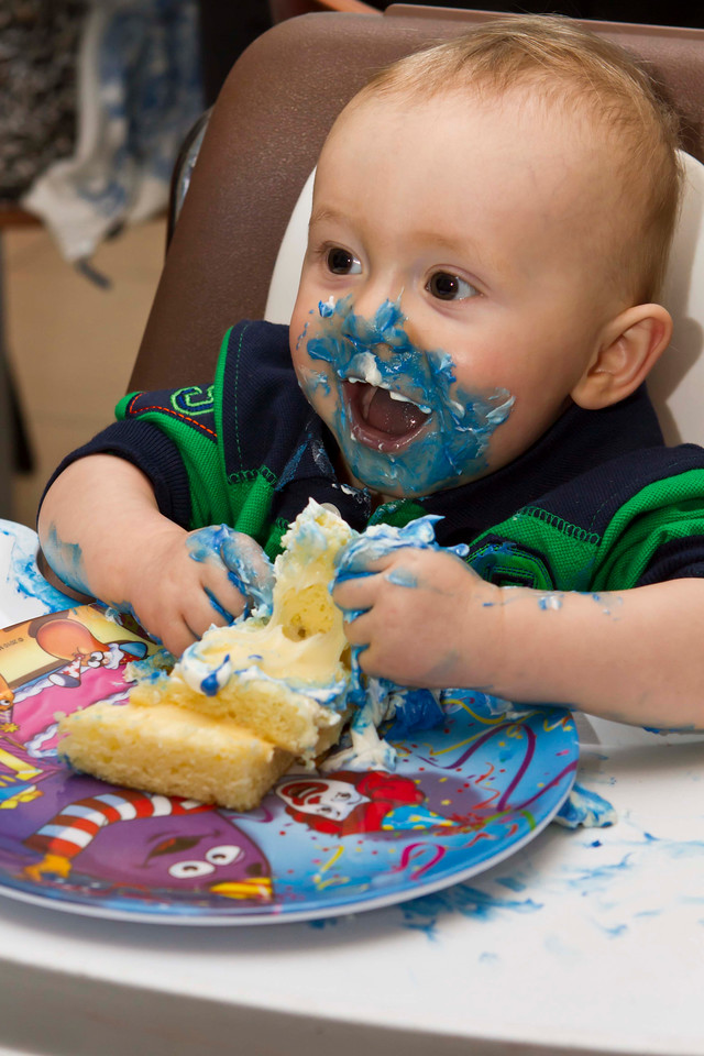 First Birthday Party for Austin