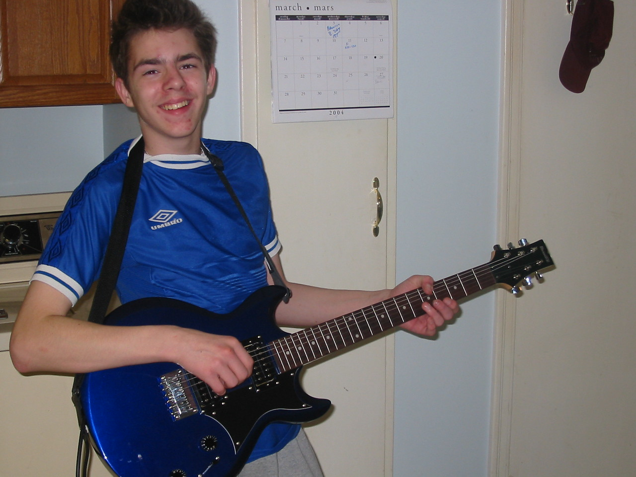 Bronson at 15