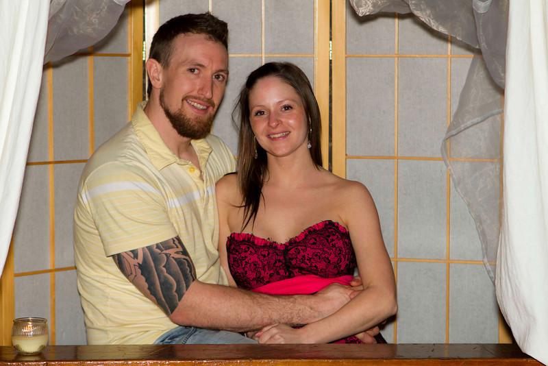 Sarah and Matt. March 2011.