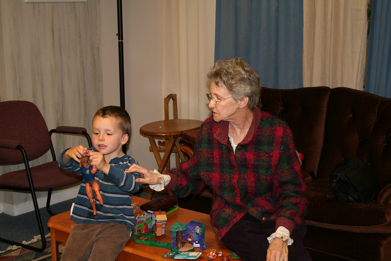 Grandma Edie