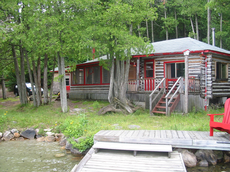 The Cottage Ompah Ontario