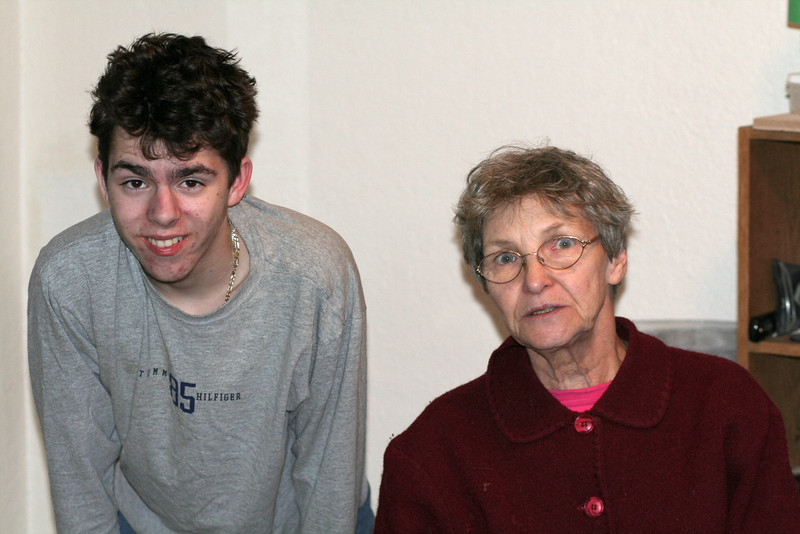 Grandma Gilbert