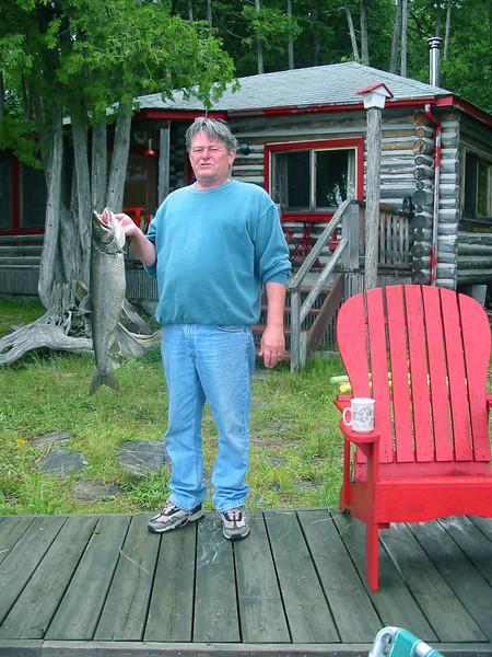 30 1nch lake trout