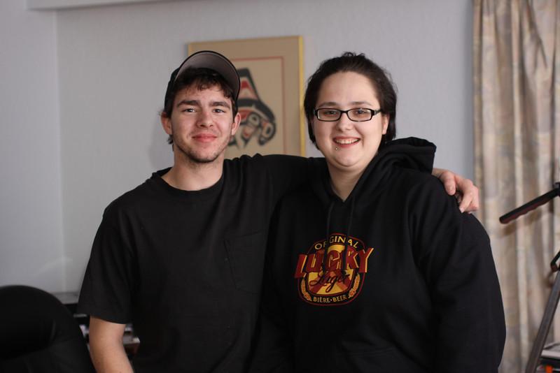 Bronson and Alexia