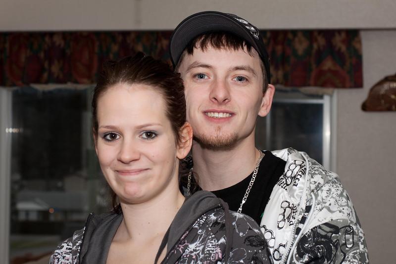 Justin and Cynthia<br /> Feb/10