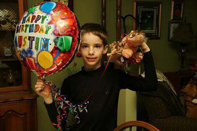 Austin's Birthday 2009