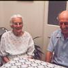 Agnes (Violet's sister) & Harold Larsen
