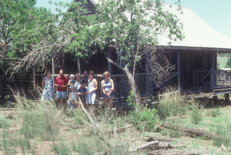 Peter Jorgensen's last homestead