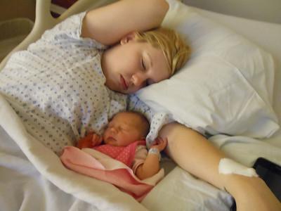 Ava Mae birth