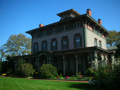 The Southern Mansion.