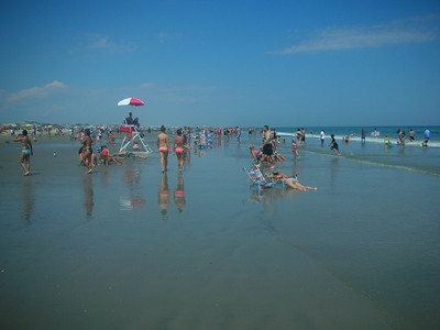 Sunday on the beach