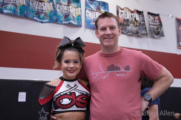 2016-11-12 Ava's Cheerleading