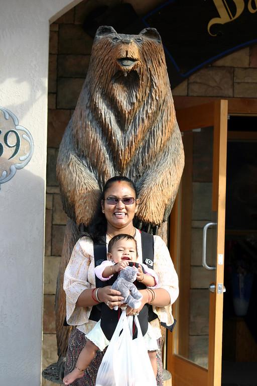 At Leavenworth