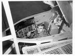My pilot, Leonard Sullivan.