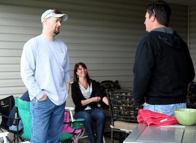 Ben, Michelle, & Rick