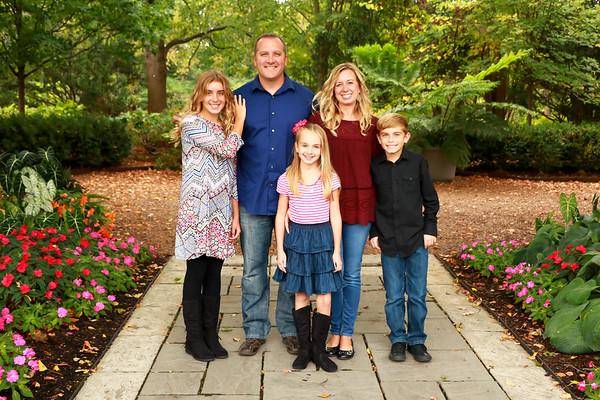 ~B~ Family Fall 2017