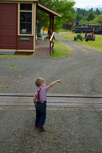 BC Forest Discovery Centre - June 2014