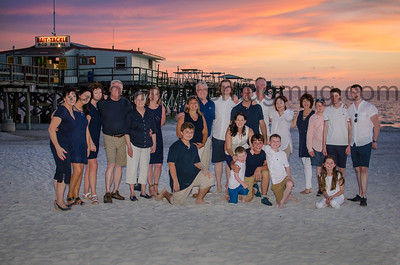 Large Family LIGHTING BEACH VARIETY IN 45 MINUTES