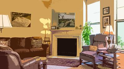 BJB's New Apartment in Austin-2012
