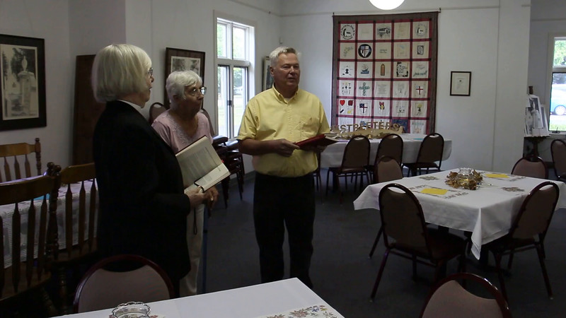 VIDEO: Bob and Rose Streeter 50th Anniversary Ceremony