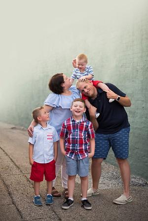 BRUNER + NICKOLAUS FAMILY |  Summer 2017