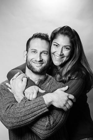 B&W Seth & Elena