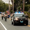 Start of the Memorial Day Parade in West  Newbury