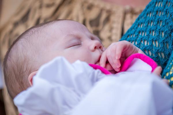 Baby Dedications  - Caleb & Emmalin