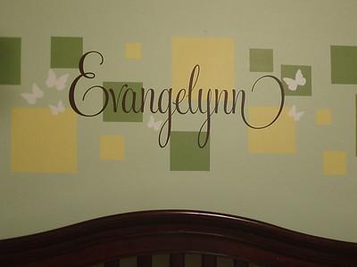 Baby Evangelynn