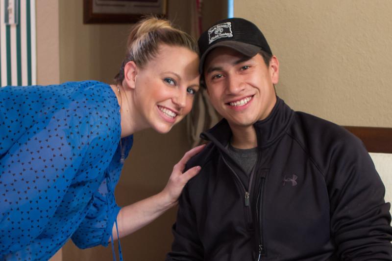 Melanie & Danny Ortiz