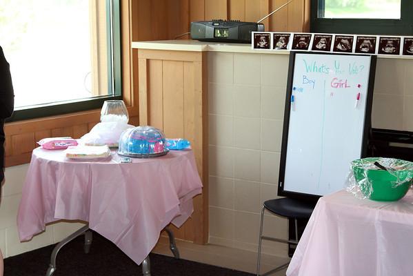 Baby Paulson Gender Party May 2014