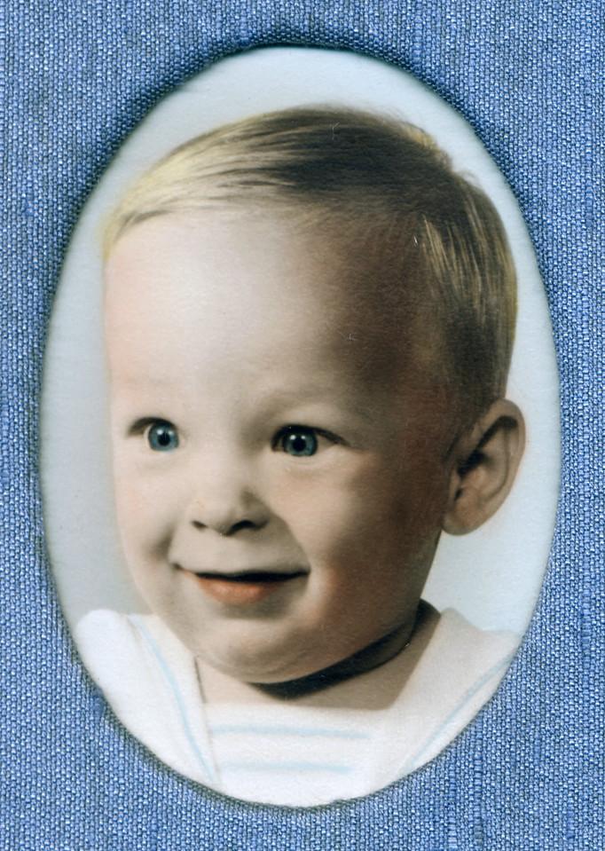 Baby Kenneth