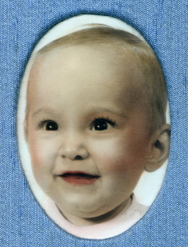 Baby Ellen