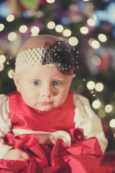 baby emma christmas