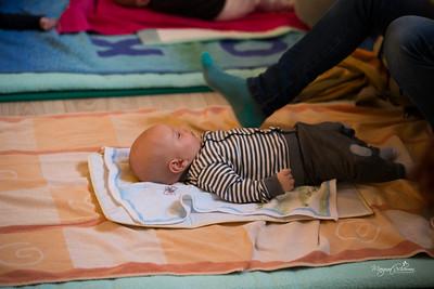 Baby massage Lidwien