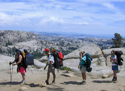 Backpacking Trips