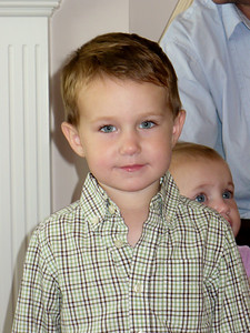 Daniel -- my little buddy