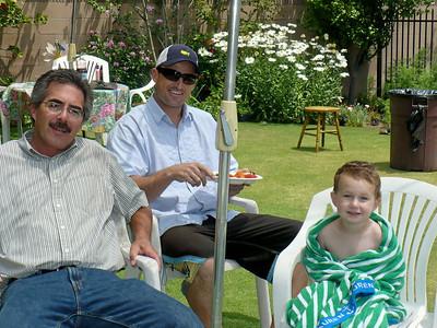 John, Danny, & Daniel