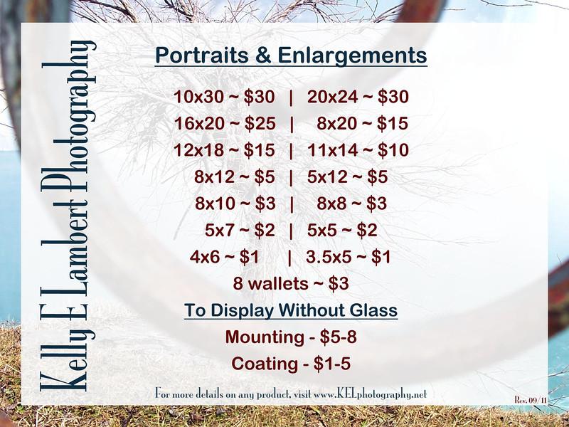 0000 Portraits-Enlargements