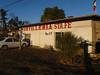 Our favorite tortilleria in El Rosario was closed, and so was this one, across the street. No hay electricidad.