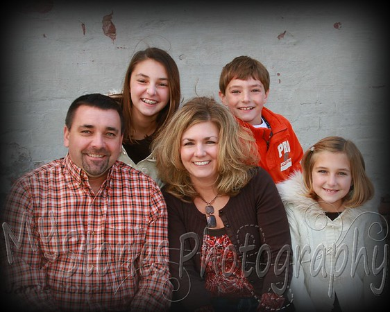 Bahler Family 2012