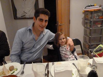 Barmihtzvah 20 November 2010