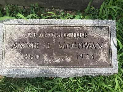 Annie E. McGowan