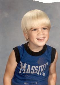 1985-9 Christopher (toe-Head)
