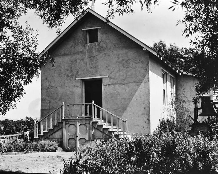 Chapel at Bandini Rancho